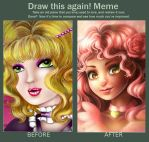 Improvement MEME: Semi-realism style by galia-and-kitty