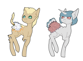 Briarbound Unicorns Adopt [closed] by slanderxoxo