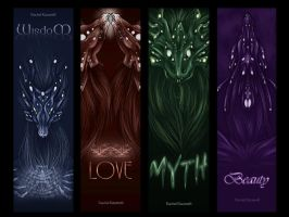bookmarks by Blackpassion777
