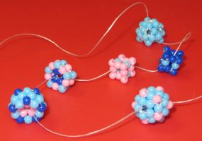 Beaded Beads by Anabiyeni