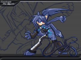 Cassieopia-Sonic Battle Style by kamicheetah