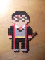 Perler Bead - Harry Potter by hyper-evil-aly39
