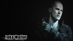 Jake Muller Wallpaper PS3 by JillValentinexBSAA