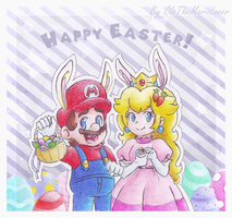 .:Bunny Day:. by CloTheMarioLover