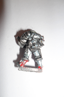 Rogue Trader Imperial Marine 002 by ForgottenDemigod
