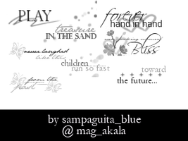Children Lyrical Brushes 01 by sampaguitablue
