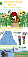 Harvest Moon Meme by BrYttBRatt