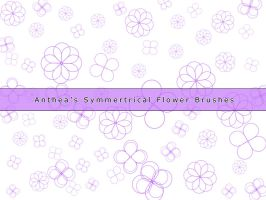 Symmetrical Flowers for PS by surfing-ant