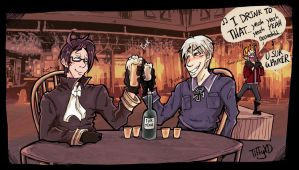 Aph- Cheers, I Drink to that... by TiffyXD