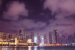 Dubai by ShoOshiGraphy
