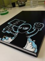 Sketchbook Customization by finkgraphics