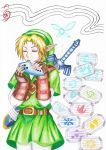 Ocarina of Time by super-kid-girl