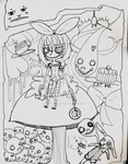 Death from Alice Linear by toxic-crayon-panda