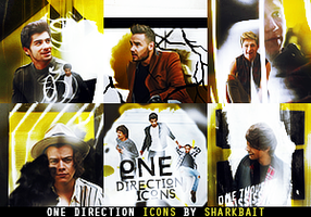 1D Icons by sharkbaitresources