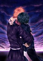 IchiRuki - Moonlight Glow by gone-phishing