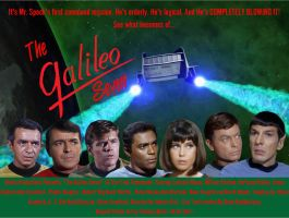 The Galileo Seven by Therese B. by Therese-B