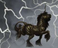 Storm Dancer by Blackpassion777
