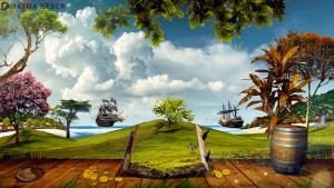 Pirate Land Photomanipulation by KDessing