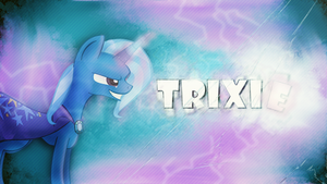 Trixie wallpaper by Agussska