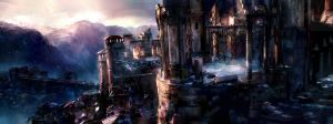 The Ruins of Dale by SaigaTokihito