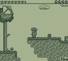 Terraria-Gameboy by jimmarn