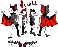 Skull ref OFFICIAL 2012 by Lpssparkle123