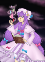 Patchouli by ReachFarHigh