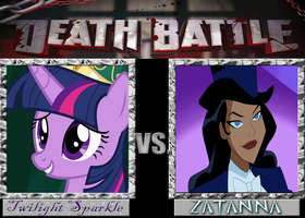 Death Battle Idea #6 by Cyber-murph