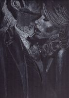 Just breathe - The Doctor and Rose by pippik