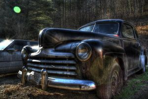 Aged Ford I by Logicalx