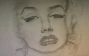 Marilyn Monrow by Naruninetails