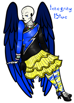 Blue by LordBlumiere