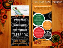 Treefrog Cinegraphix Rack Card by rikku813
