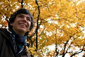 autumn makes him smile by DS-Photography-2008