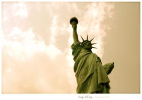 Lady Liberty by breezy421