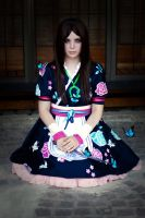 Alice Liddell - Silk Maiden - Cosplay by Thecrystalshoe