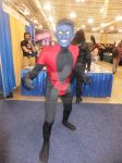 Nightcrawler Cosplay by jmascia