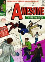 Channel Awesome, No. 1 Cover by sh-artistry
