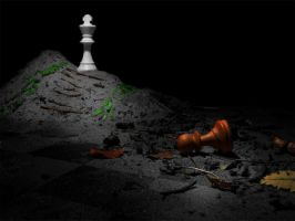 What Am I, To You? - Chess V by brammoolenaar