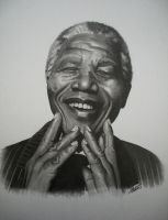 Nelson Mandela - Commission by Clutch-MFD