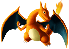 Charizard by BThomas64