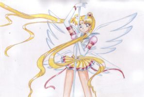 Eternal Sailor Moon by Dawnie-chan