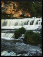 Willow River by lexxi