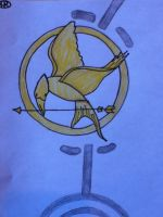 Hunger Games Pin by Samaxas