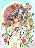 Mucha Study by SentWest