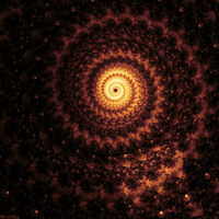 spacetime ruptures about a black hole by skulkey