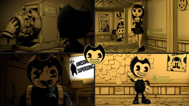 BaTIM Artworks that were suppose to be uploaded by AwesomeSuperSonic
