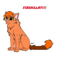 Fireheart by Bexgirl2803