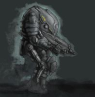 assault infantry by NoodleArt