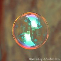 bubble by illusionality